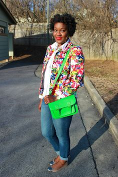 Chioma's Evolution of Style: Watercolor Florals