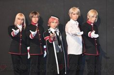 Royal Tutor, Stage Play, Voice Actor, Live Action, The Voice, Singer, Cosplay, Photoshoot, Japanese