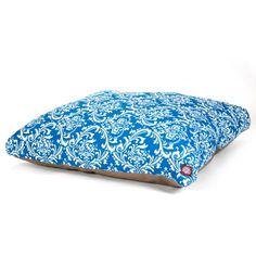 Majestic Pet Ocean French Rectangle Pet Bed Quarter Large >>> Read more reviews of the product by visiting the link on the image.
