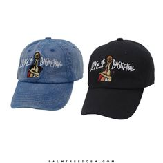 Love & Basketball Dad Hat