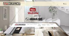 Η #aboutnet δημιούργησε το νέο δυναμικό και φιλικό στα κινητά #website της εταιρίας Via Ceramica με είδη υγιεινής, χειροποίητα έπιπλα και είδη θέρμανσης. Η ιστοσελίδα βρίσκεται στο www.viaceramica.gr