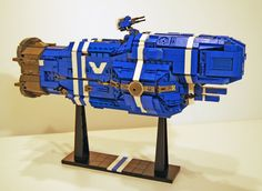 Homeworld spent 12 long years in the wilderness. During that time, few scenes kept the series' spirit alive better than LEGO builders, who ceaselessly constructed tributes to its iconic ship designs.