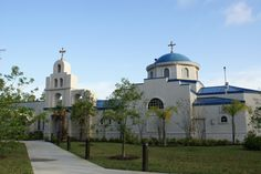 Beautiful Greek Churches...  St Augustine, FL