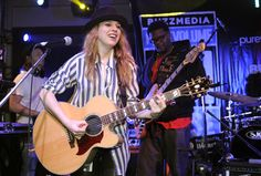 ZZ Ward performing at iHeartRadio Live: After Hours at The Buzzmedia Purevolume House presented by iHeartRadio #SXSW  © Getty Images
