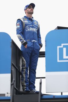 Jimmie Johnson Photos - Chicagoland Speedway - Day 1 - Zimbio