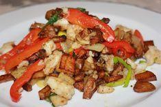 Nydelig Spicy Torskepanne   Spiselise