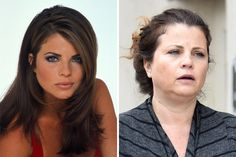 Celebrities Then And Now, Girl Celebrities, Yasmine Bleeth, Nash Bridges, 110 Pounds, Glamour Magazine, Red Swimsuit, Most Beautiful People, Rock Bottom