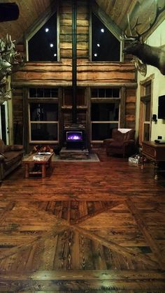 Circular sawn Douglas Fir flooring from Sustainable Lumber Co.