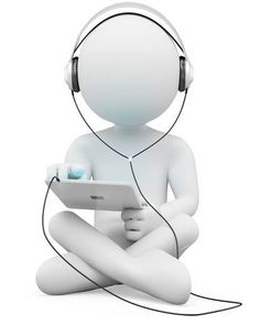 Illustration about white person sitting cross-legged with a tablet and headphones. Illustration of legged, legs, human - 25445222 Sitting Cross Legged, Joker Iphone Wallpaper, 3d Human, Sculpture Lessons, Powerpoint Design Templates, Emoji Images, Poster Background Design, Cute Emoji, White People