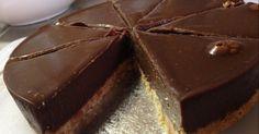 焼かない濃厚生チョコケーキ!