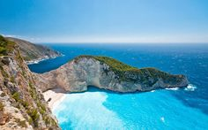 Color Scheme: Greece-Beach-Zakynthos