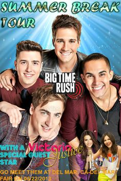 30 Victoria Justice And Big Time Rush Ideas Big Time Rush Victoria Justice Big Time