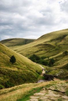 Derbyshire, England. Photo by Richard Kightsley