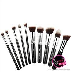 sigma essential kit 10 brushes i need
