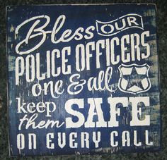 Bless our Police Officers one & all....subway by hilltopprims