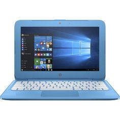 """HP Stream 11-y000 11-y020nr 11.6"""" 16:9 Netbook - 1366 x 768 - Intel C #X7V30UA#ABA"""