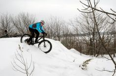 Fat Biking - an Exciting Winter Sport in Parry Sound - Parry Sound Tourism Stuff To Do, Things To Do, Algonquin Park, Winter Sports, Atv, Biking, Something To Do, Tourism, Explore