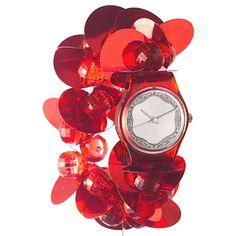 Swatch Hippy-Love-Red LR118U - 2003 Kolekcja jesienno-zimowa