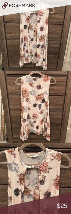 Floral Swing Dress Love this dress but I'm too tall and can't make it work at 5'8. So flowy and flattering! Similar style and fit to the free people swing dresses. Gypsy Warrior Dresses Mini