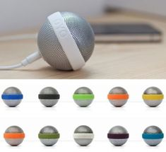 OYO Spherical Ballo Portable Rechargeable Speaker, Smartphones, Iphones. Want it? Own it? Add it to your profile on unioncy.com #gadgets #tech #electronics