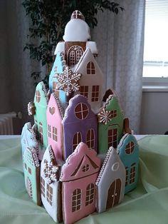 Gingerbread, Holiday Decor, Home Decor, Decoration Home, Room Decor, Ginger Beard, Interior Decorating