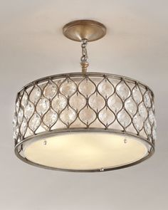 Chandeliers, Crystal Chandeliers, Shaded Chandeliers, Pendant Lights - The Horchow Collection