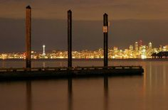The sparkling Emerald City (aka Seattle, Wa). Photo by: Tom Woltjer