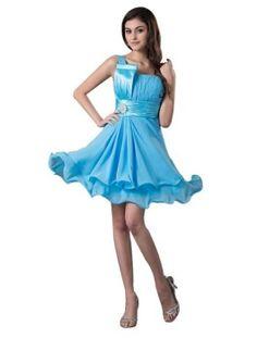 Blue Prom Dresses Under 50 Dollars