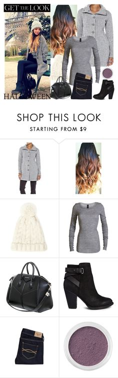 """Zoella Outfit"" by glam-fox ❤ liked on Polyvore featuring Patagonia, Forever 21, Givenchy, ALDO, Abercrombie & Fitch, Bare Escentuals, followback, youtube, Zoella and CelebrityStyle"