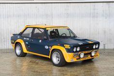 Fiat 128, Sports Car Racing, Race Cars, Suzuki Alto, Fiat Cars, Fiat Abarth, Pretty Cars, Rally Car, Vintage Cars