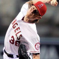 Jared Weaver No-Hitter!