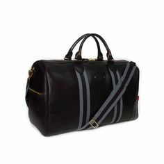 The Leather Flight Holdall, full grain leather holdall designed to comply with current IATA carry-on regulations; ideal for long weekends and overnight trips. Made in England by Chapman Bags Leather Bags, Weekender, Travel Bags, Tweed, Trips, British, England, Men, Leather Tote Handbags