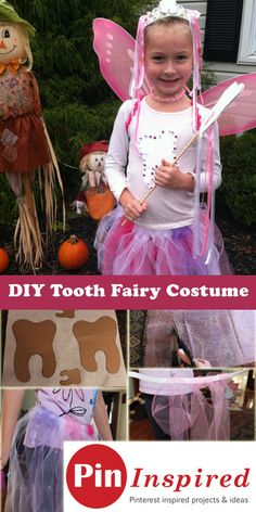 Kid's DIY Tooth Fair