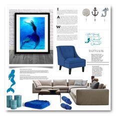 """HopSkipPaint 1"" by belmina-v ❤ liked on Polyvore featuring interior, interiors, interior design, home, home decor, interior decorating, B&B Italia, New View and Portolano"