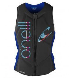 O'Neill Women's Slasher Comp Ski / Wake Vest