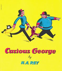 Grace doesn't have the original Curious George book.  How can that be??