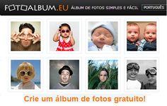 O Fotoalbum.eu é um espaço virtual onde pode criar o seu próprio álbum de fotos online. Carregue quantas fotos quiser e partilhe as fotos com os amigos e a família. Utilizar este álbum de fotos online é simples, fácil e grátis. Em vários idiomas!