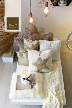 Cuscini e tessuti #brucostyle #italianstyle #modern