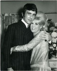 Dave Clark and Dusty Springfield