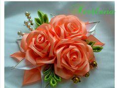Květ do vlasů * ribbon