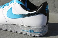 Nike Air Force 1 Low Speckle Pack.  I wannnnt these.