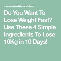 Lose weight drinking watermelon juice