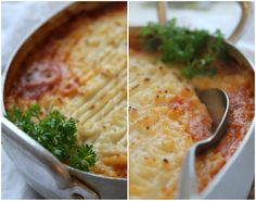 Food for the soul ...: Shepherd's pie ...