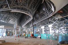 Case Study: Zaha Hadid Architects' Riverside Museum of Transport and Travel, Part 5 - Buildipedia.com