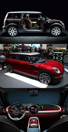 #Mini #Clubman Caught In Action For more details: http://www.enginefitted.co.uk/blog/category/mini/
