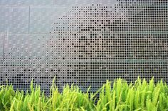 perforated facade - Google Search