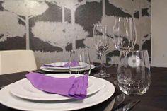 Presentando el restaurante portugués asador Lusitano en el centro de Vigo.