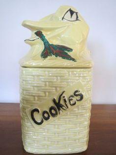 McCoy Ducks on A Basket 1956 | eBay