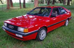 I had an 1987 Audi Coupe and It remains one of my two favorite cars that I have ever owned. Audi Quattro, Audi Gt, Nissan 370z, Oui Oui, Drag Racing, F1 Racing, Lamborghini Gallardo, Maserati, Aston Martin
