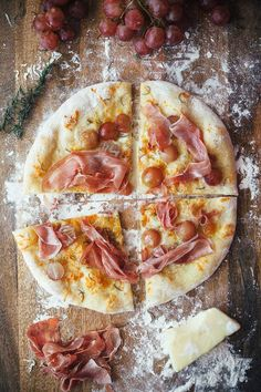 29 recetas de pizza dignas de Instagram para probar en casa Slow Food, Pizza De Prosciutto, Pizza Tarts, Flatbread Pizza, Eat Pizza, Pizza Food, Snacks, Quiches, Deep Dish